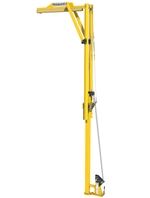 FlexiGuard EMU Adjustable Height Jib with 10 - 15 ft. Anchor Height | 8530557