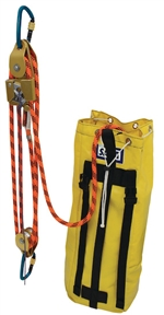 DBI-Sala Manual Lock Haul Kit with 100m rope lifeline | 8702099
