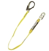3 ft Shock Absorbing Lanyard with Rebar Hook