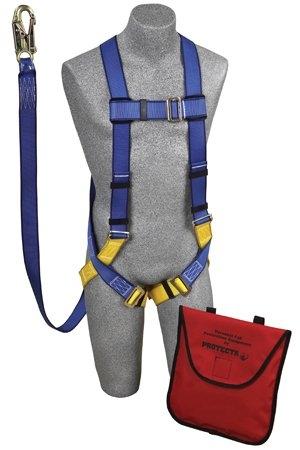 Protecta Ab17533 Aerial Lift Kit Harness Amp Lanyard