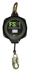 FSP 40' Web Retractable with Locking Snap Hook | FS-EX 1540-W