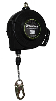 100' Fall Safe Xtreme Cable Retractable Lifeline | FS-FSP1220-G