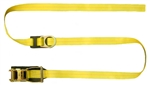 FSP 30' Ratchet Boom Strap with D-Ring | FS-EX400-30