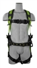 PRO+ Flex Premium Construction Harness w/ Front D-Ring - SafeWaze FS-FLEX270