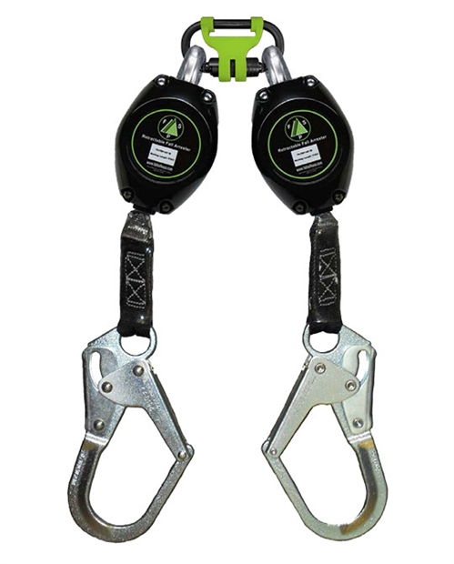 7âu20ac™ CLASS A Dual Leg Web Retractable W/ In Webbing Bracket