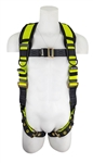FSP Reflective Premium Construction Harness with Grommet Legs | FS-HI VIS185