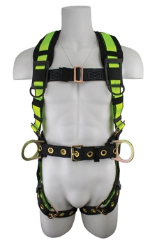 FS170 Pro Construction Harness | 	SafeWaze