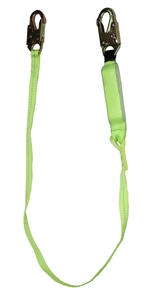 FSP Extreme 3' Shock Lanyard with Double Locking Snap Hooks | FS560-3