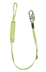 FSP Adjustable Shock Lanyard with Cinching Loop - 4' to 6' | FS560-SE-AJ