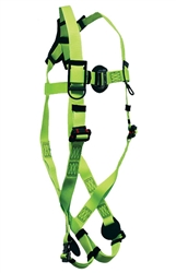High-Dielectric Arc Flash Harness w/ Quick connect Buckles | FSP FS77225-UT