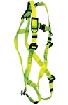 High-Dielectric Arc Flash Harness | FSP FS77225-UT