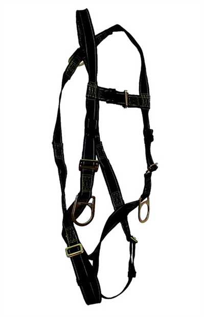 FS77326 FR 2?1443623708 fire rated harness, 3 d ring