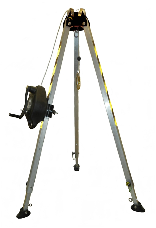 Fsp Confined Space Rescue System Includes Tripod 50 3