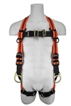 VLINE 4 D-RING HARNESS FRONT D-RING 2 SIDE D-RINGS AND BACK D-RING