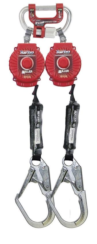 Miller 6 Ft Twin Turbo Srl W Aluminum Rebar Hooks Mflc