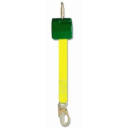 "8 ft. with 2"" Nylon Web Retractable Lanyard"