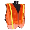 "Safety Vests - Non Rated - 1"" Tape"