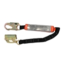 Fall Arrest Lanyard with Rope Grab US3050RG3