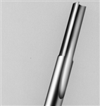"10-06  -  1/4"" O-Flute Straight  -  High Speed Steel"