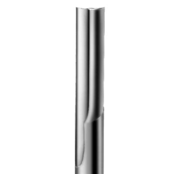 "11-09x3  -  3/8"" O-Flute Straight - High Speed Steel 3 Pack ****Sold as 3 pack due to minimum order requirements from Onsrud****"