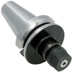 BT30xER16 - 70 with hex nut