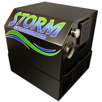 Storm Vac System for CNC Routers