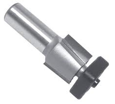 "1/2"" Laminate Trim Bit with Euro Square Bearing"