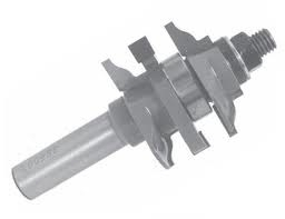 "1 5/8"" Ogee Double Stile & Rail Bit"