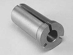 "1/8"" Steel Router Collet"
