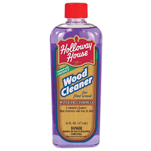 Wood Cleaner for Fine Wood by Holloway House