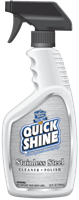 Quck Shine Stainless Steel Cleaner + Polish