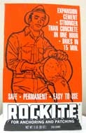 Rockite Expansion Cement