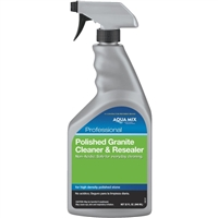 Aqua Mix Polished Granite Cleaner & Resealer
