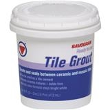 Tile Grout, Ready to Use, 16 oz.