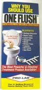 One Flush 3 Month Supply for your Septic