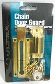 Chain Door Guard with Key