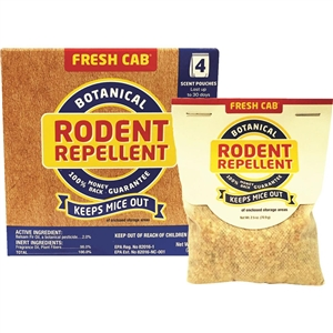Fresh Cab Botanical Rodent Repellant