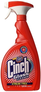Cinch Glass Cleaner