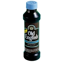 Old English Scratch Cover Wood Polish for Dark Woods