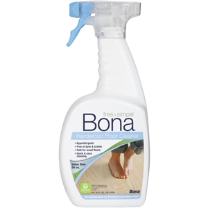 Bona Free & Simple Wood Floor Cleaner