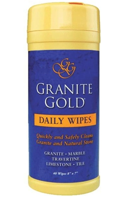 Granite Gold All Surface Cleaning Wipes