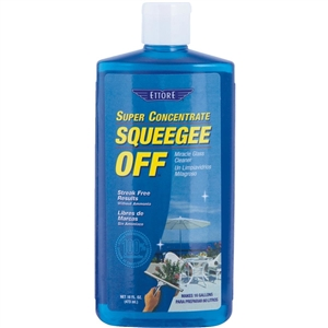 Ettore Squeegee Off Glass Cleaner Concentrate