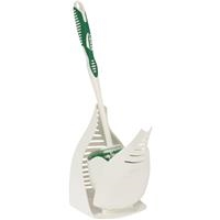 Libman 14 In. Designer Toilet Bowl Brush And Caddy