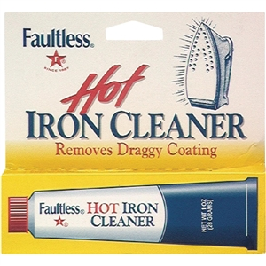 Faultless Hot Iron Cleaner