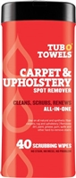 Tub O' Towels Carpet And Upholstery