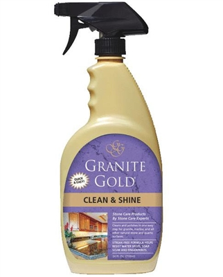 Granite Gold Clean & Shine