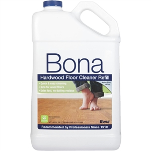 Bona Hardwood Floor Cleaner, 160 oz.