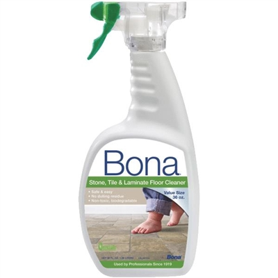 Bona Stone, Tile, And Laminate Floor Cleaner