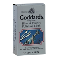 Goddard's Long Shine Silver Care Cloth
