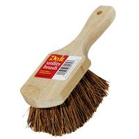 Bristle Fiber Wood Scrub Brush